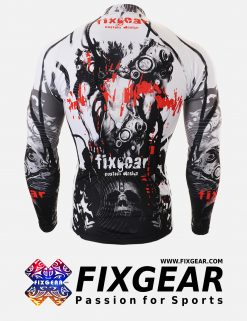 FIXGEAR CS-3001 Men's Cycling  Jersey Long Sleeve