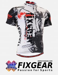 FIXGEAR CS-3002 Men's Cycling  Jersey Short Sleeve