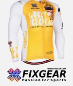 FIXGEAR CS-31Y1 Men's Cycling  Jersey Long Sleeve