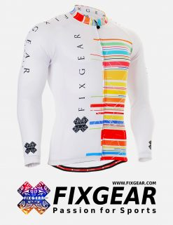 FIXGEAR CS-3301 Men's Cycling  Jersey Long Sleeve