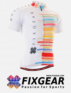 FIXGEAR CS-3302 Men's Cycling  Jersey Short Sleeve