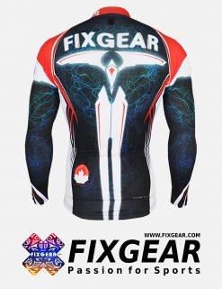 FIXGEAR CS-3501 Men's Cycling  Jersey Long Sleeve