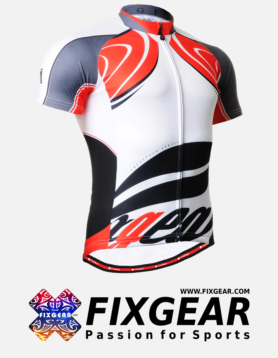 FIXGEAR CS-3602 Men s Cycling Jersey Short Sleeve f3e40cf4a