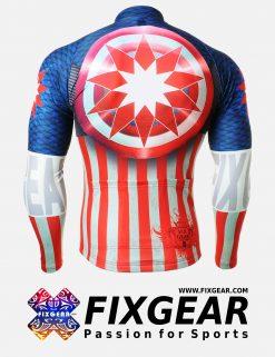 FIXGEAR CS-3701 Men's Cycling  Jersey Long Sleeve