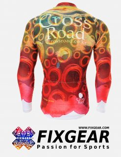 FIXGEAR CS-401 Men's Cycling  Jersey Long Sleeve
