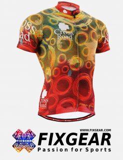 FIXGEAR CS-402 Men's Cycling  Jersey Short Sleeve
