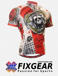 FIXGEAR CS-502 Men's Cycling  Jersey Short Sleeve