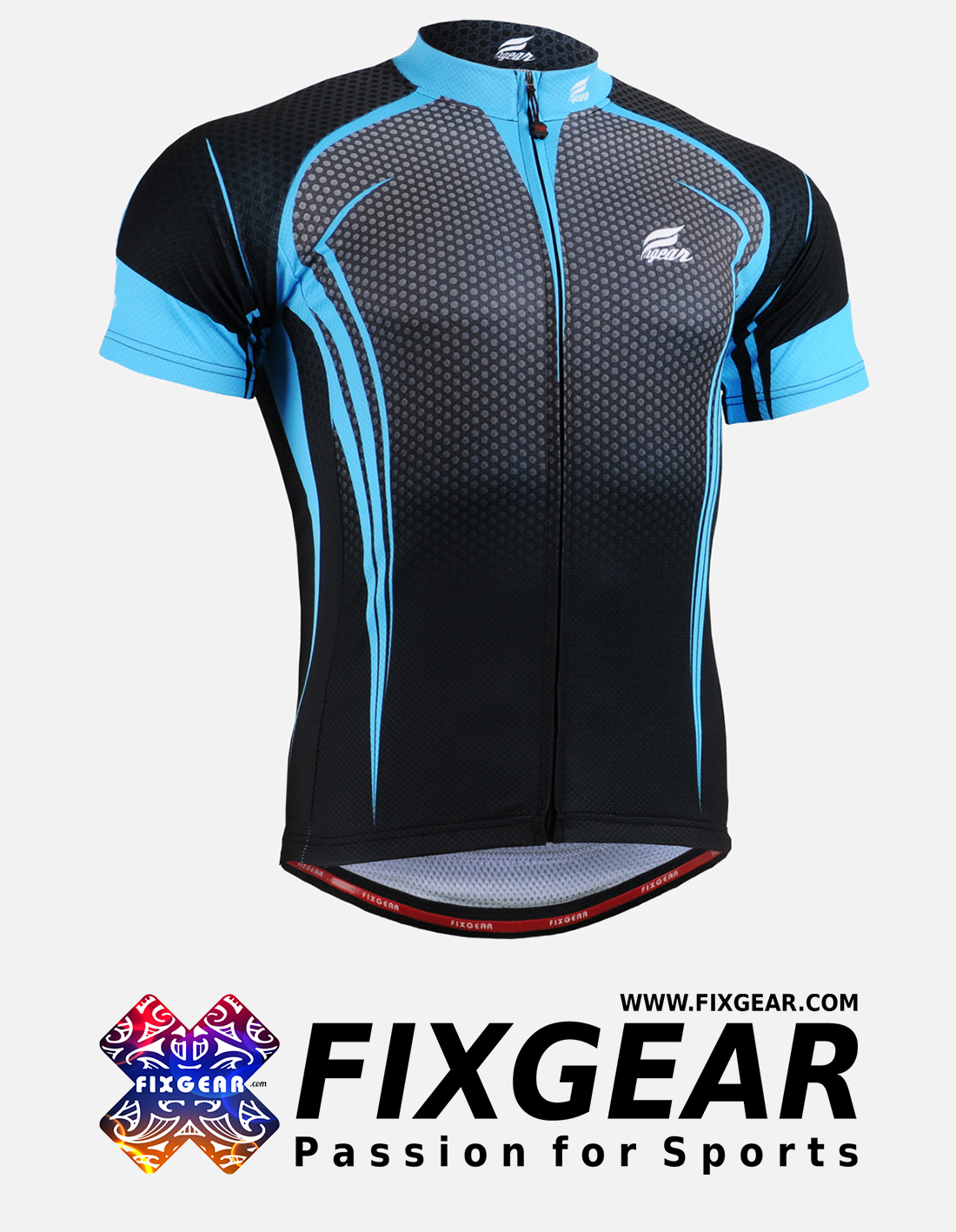 FIXGEAR CS-5602 Men s Cycling Jersey Short Sleeve 2bb604fcd