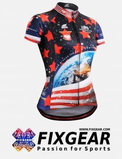FIXGEAR CS-W1002 Women's Short Sleeve Jersey