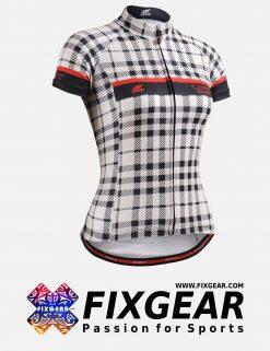 FIXGEAR CS-W102 Women's Short Sleeve Jersey