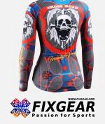 FIXGEAR CS-W1101 Women's Long Sleeve Jersey 2