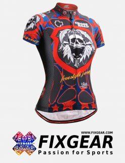 FIXGEAR CS-W1102 Women's Short Sleeve Jersey