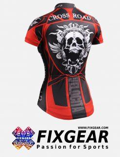 FIXGEAR CS-W1302 Women's Short Sleeve Jersey