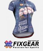 FIXGEAR CS-W1502 Women's Short Sleeve Jersey