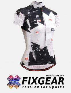 FIXGEAR CS-W1702 Women's Short Sleeve Jersey