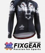 FIXGEAR CS-W1801 Women's Long Sleeve Jersey