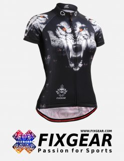 FIXGEAR CS-W1802 Women's Short Sleeve Jersey