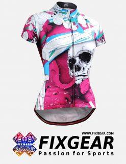FIXGEAR CS-W19P2 Women's Short Sleeve Jersey