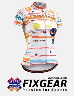 FIXGEAR CS-W2002 Women's Short Sleeve Jersey