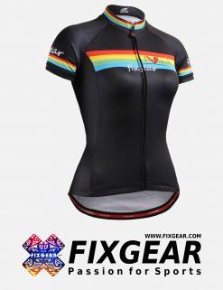 FIXGEAR CS-W202 Women's Short Sleeve Jersey