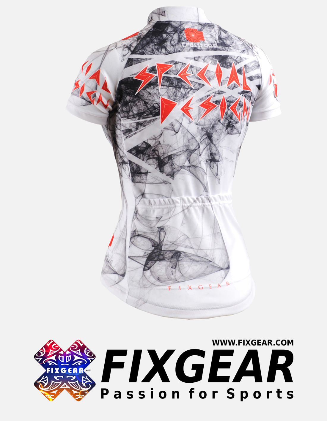FIXGEAR CS-W2102 Women's Short Sleeve Jersey