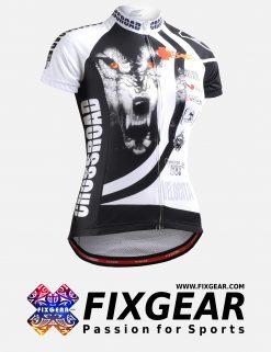 FIXGEAR CS-W2202 Women's Short Sleeve Jersey