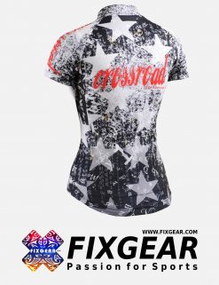 FIXGEAR CS-W2402 Women's Short Sleeve Jersey