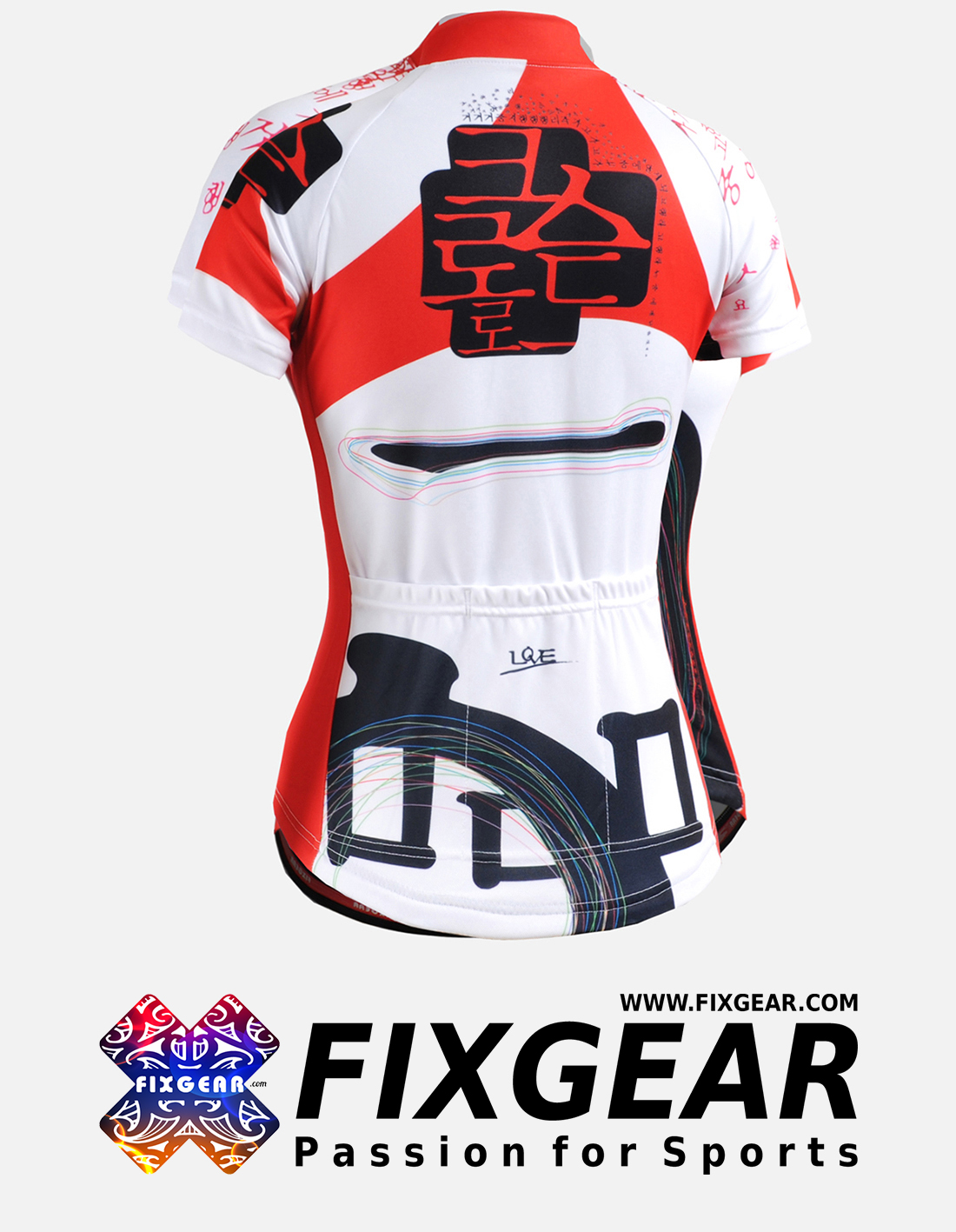 FIXGEAR CS-W2502 Women's Short Sleeve Jersey