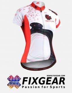 FIXGEAR CS-W2502 Women's Short Sleeve Jersey