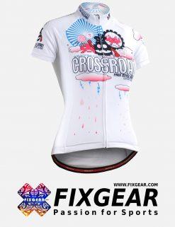 FIXGEAR CS-W2902 Women's Short Sleeve Jersey