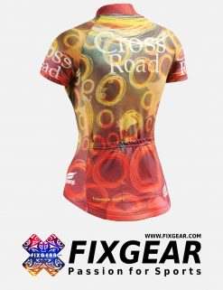 FIXGEAR CS-W402 Women's Short Sleeve Jersey
