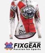 FIXGEAR CS-W501 Women's Long Sleeve Jersey