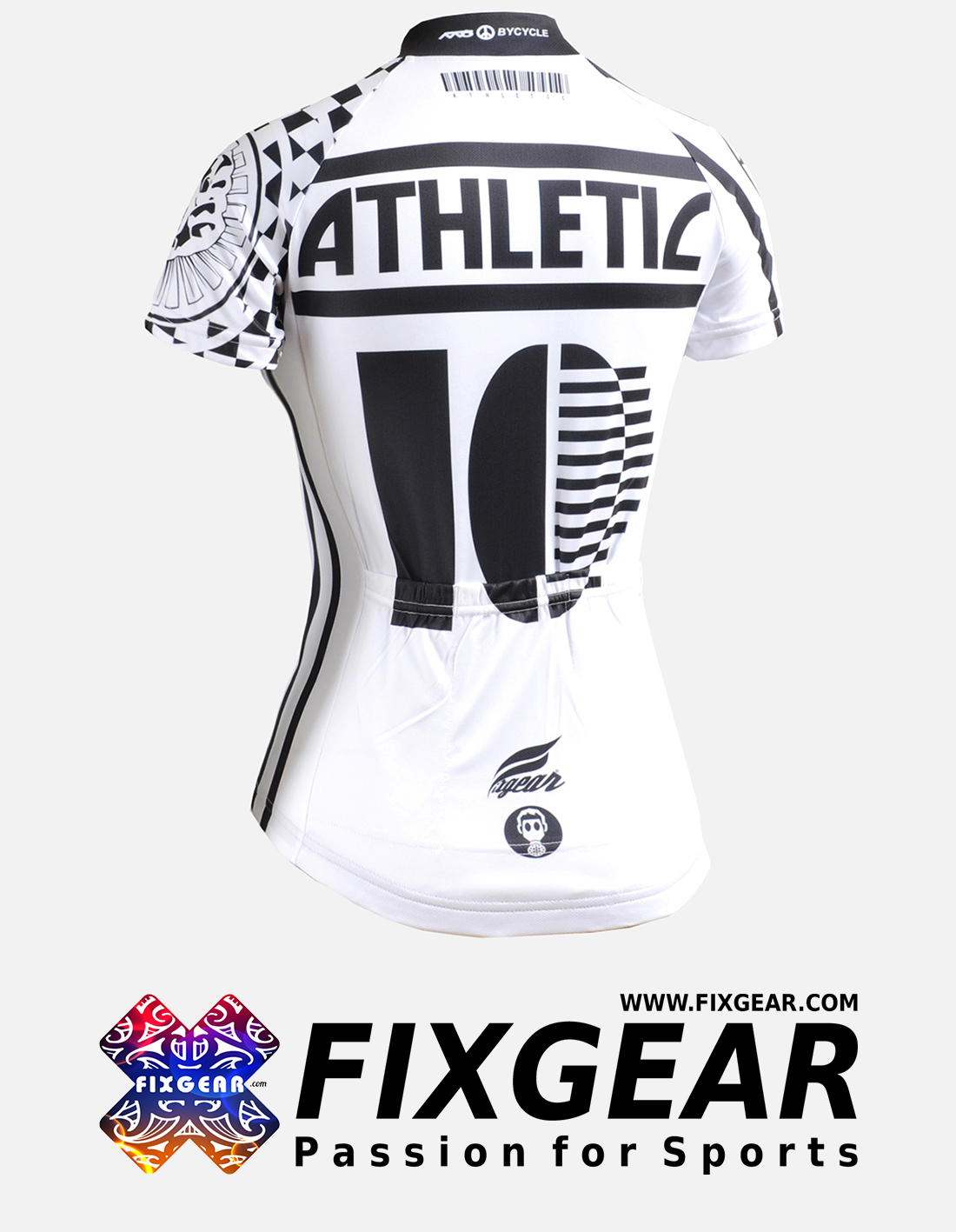 FIXGEAR CS-W602 Women's Short Sleeve Jersey