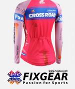 FIXGEAR CS-W7P1 Women's Long Sleeve Jersey 2