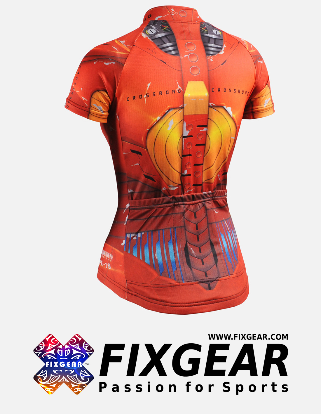 FIXGEAR CS-W802 Women's Short Sleeve Jersey