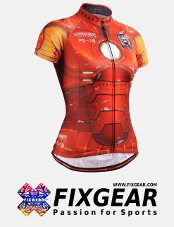FIXGEAR CS-W802 Women's Short Sleeve Jersey