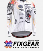 FIXGEAR CS-W901 Women's Long Sleeve Jersey