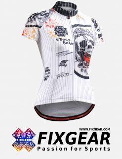 FIXGEAR CS-W902 Women's Short Sleeve Jersey