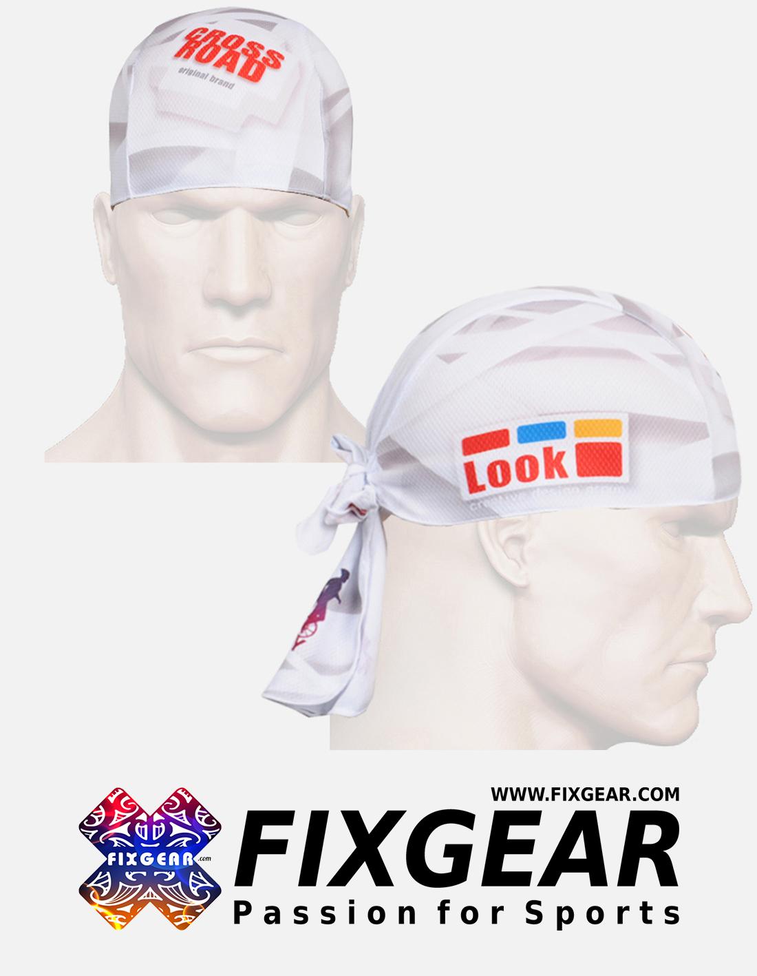 FIXGEAR D-14 Cycling Skull cap, Bandana