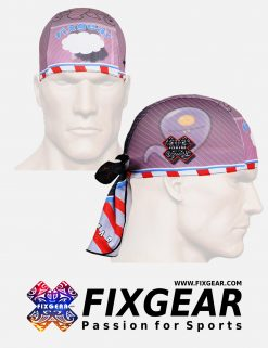 FIXGEAR D-16 Cycling Skull cap, Bandana