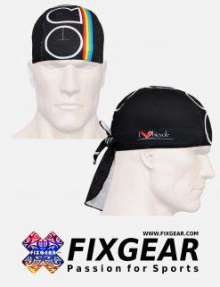 FIXGEAR D-2 Cycling Skull cap, Bandana