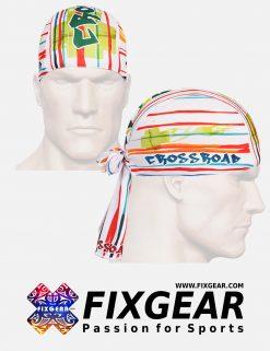 FIXGEAR D-20 Cycling Skull cap, Bandana