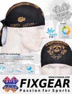 FIXGEAR D-27 Cycling Skull cap, Bandana