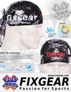 FIXGEAR D-30 Cycling Skull cap, Bandana