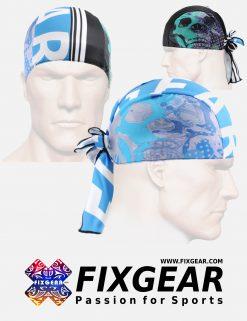 FIXGEAR D-46 Cycling Skull cap, Bandana