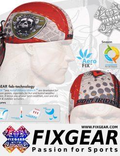 FIXGEAR D-5 Cycling Skull cap, Bandana