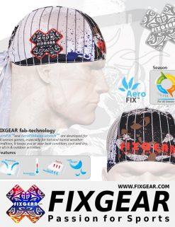 FIXGEAR D-9 Cycling Skull cap, Bandana