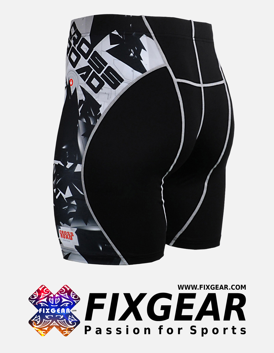FIXGEAR P2S-B17 Compression Drawer Shorts