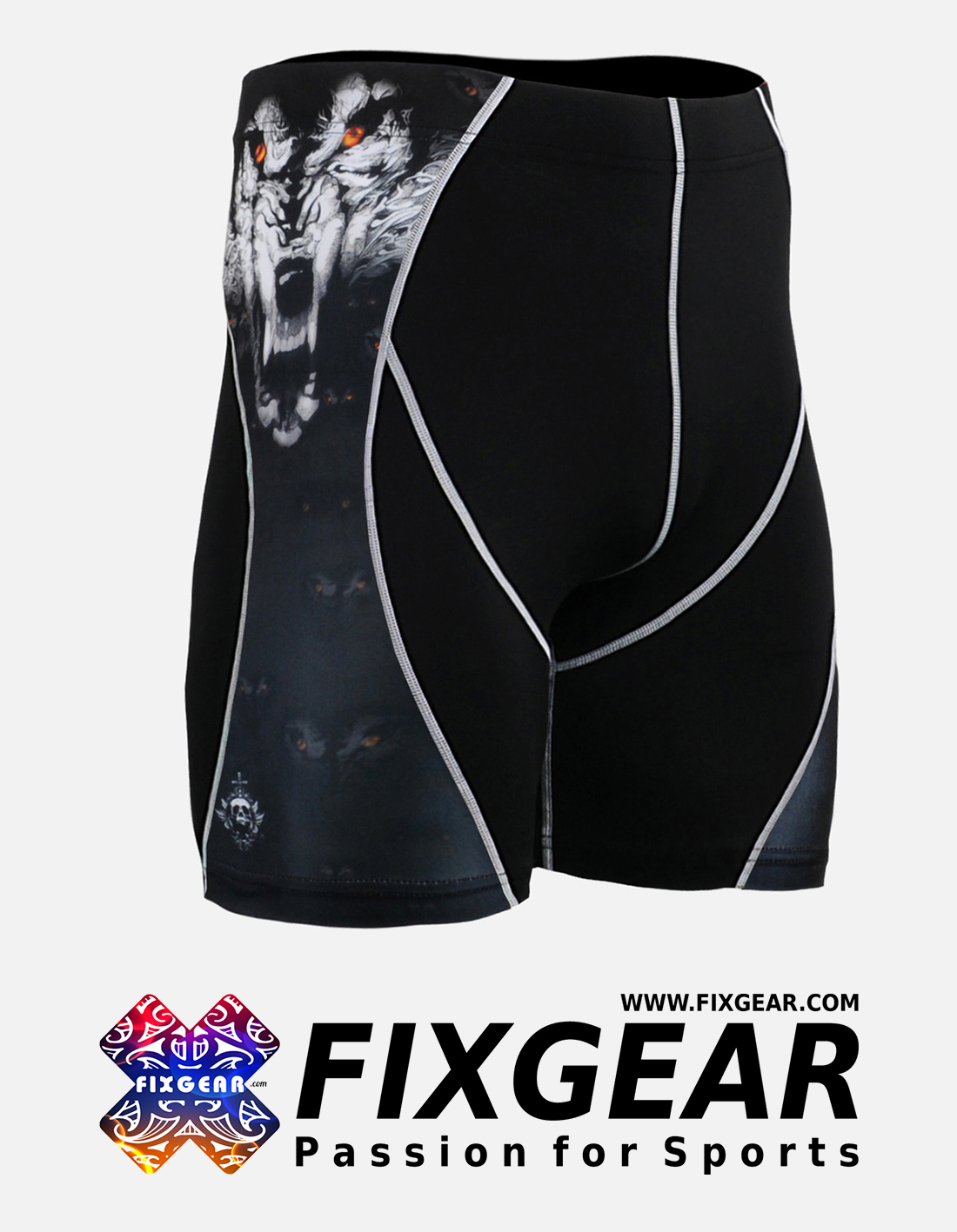 FIXGEAR P2S-B18 Compression Drawer Shorts