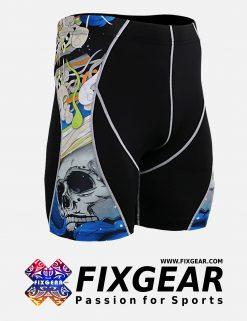 FIXGEAR P2S-B19B Compression Drawer Shorts